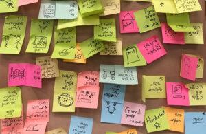 חמישה שלבים ליצירת חדשנות